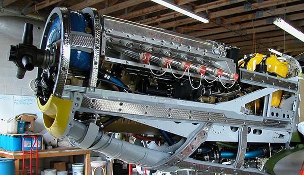 Merlin Engine – Stallion 51