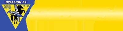 Stallion 51 Logo