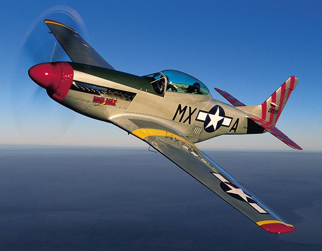 Group 51 Aircraft Sales - Stallion 51